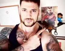 Харесвате ли татуирани мъже?