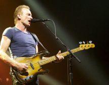 Екипът на Sting е вече тук за концерта в Арена Армеец