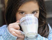 Изпий си млякото!