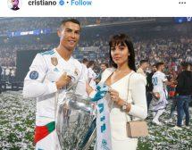 Джорджина ли ще е жената на живота на Кристиано Роналдо?