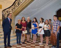 Петър Стоянов връчва наградите на исторически конкурс