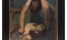 Непоказвани картини на Светлин Русев