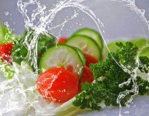 Природна козметика със зеленчуци