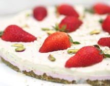 Лятна веган торта