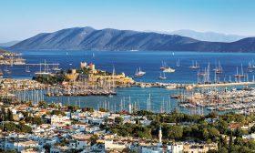 Бодрум – аромат на екзотични подправки и тюркоазено море