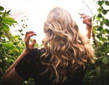Сочна терапия за лятна коса