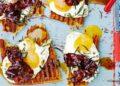 Домашни вафли на тиган от Джейми Оливър