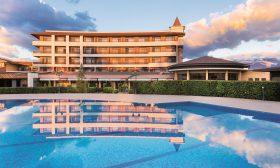 Хотел Севтополис – зеленият пристан на Павел баня