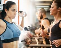 Отслабване и качване на мускулна маса едновременно