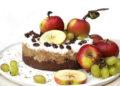 Ябълков кейк без печене