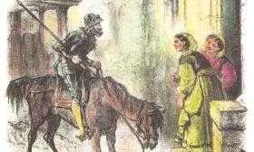 Дулсинея търси рицар