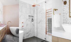 Нестандартни стилове обзавеждане за баня