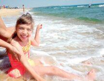 На хорото с kangoo jumps – за малката Елена!