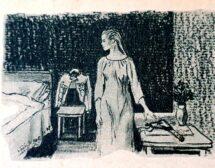 Клава. Очерк от Дора Габе от 1956 г.