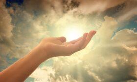 Разговор между Бога и човека, стъпил на пътя на познанието