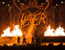Slayer: The Repentless Killogy в кината Арена