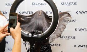 K Water: магнетичен моментален блясък в косите