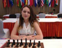 Световна шампионка по шахмат се изправя срещу робот