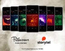 Хари Потър на английски и в българския Storytel