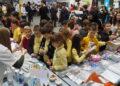 Близо 2000 деца и младежи на Базар на професиите 2019