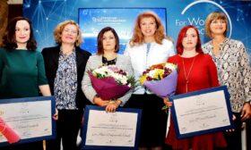 Българки учени с награда от 5000 евро за смели проекти