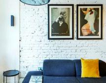 Модерен дизайн в къща от 20-те години
