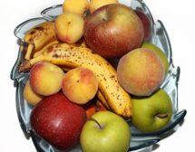 Как да запазим плодовете пресни за по-дълго време