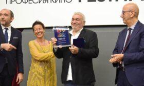 Стефан Димитров с приз за филмова музика от Италия