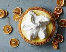 Портокалова торта без печене