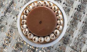 Модерна еспресо-торта на Ернст Кнам