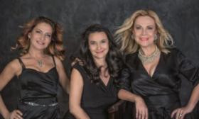 Ива, Евелина и Елена в Triple E.Y.E