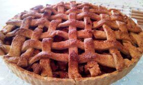 Немска ябълкова торта