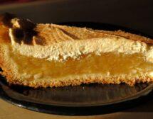 Френска ябълкова торта