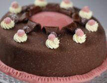 Марципанова торта