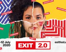 EXIT събра 50% от Големия Lineup за 20-годишнината