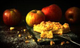 Датска ябълкова торта
