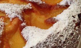 Бохемска ябълкова торта