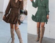 Шифонените дамски рокли на Flaro.bg – винаги на мода