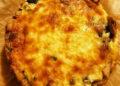 Киш със спанак и сирене