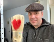 """""""Рисувай против вируса"""" – безплатни онлайн уроци от Павел Митков"""