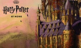 Хари Потър у дома