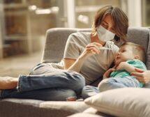 Как да възстановим детето след остро респираторно заболяване