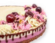 Торта с череши и амарето
