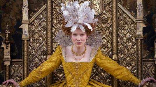 Елизабет. Златният век