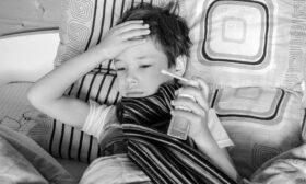 Как да се държим с детето, когато е болно? Съветите на педиатъра