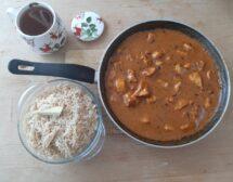 Мъже готвят! Индийско пиле с манго чатни от Райчо Ангелов