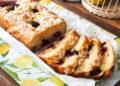 Кекс с боровинки и зехтин