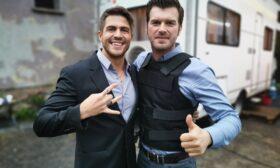 """Иво Аръков и Къванч Татлъту са врагове в новия сериал """"Ирония на съдбата"""""""