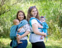 Ива Петкова, за която бебеносенето е кауза