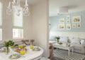 Добавете комфорт и стил в дома си с пастелни цветове